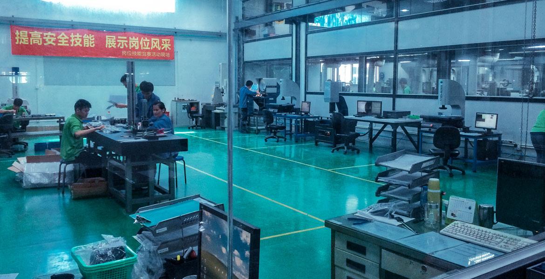 模具实验室