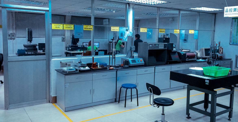 塑胶零件及产品实验室
