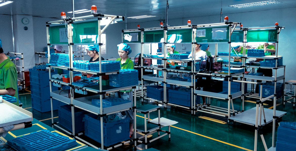 Regular Production Floors